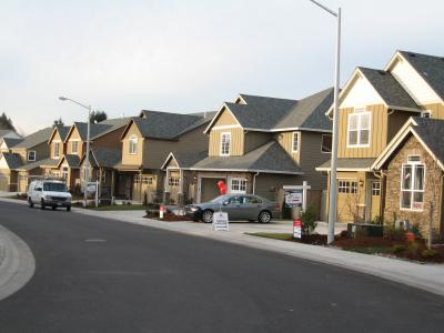 Tract Housing Subdivision